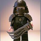 TMNT Teenage Mutant Ninja Turtles Master Shredder Custom Minifigure iPhone Case by 'Customize My Minifig' by Chillee