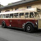 1930&#x27;s Leyland Single Decker Bus by Edward Denyer