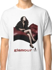Glamour with Fur Classic T-Shirt