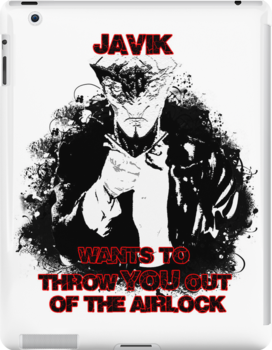 Uncle Javik wants you by Chrome Clothing