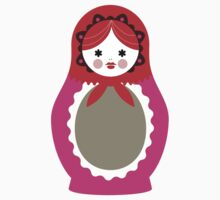 Matrioshka (v4) 006 Kids Clothes
