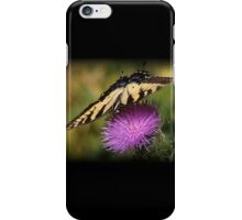 September Swallowtail iPhone Case/Skin