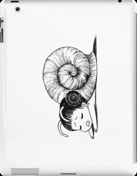 Snailgirl by freeminds