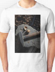 walnut and hammer Unisex T-Shirt