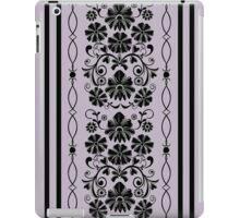 Retro damask, floral, patterns case iPad Case/Skin