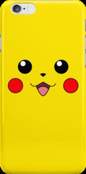 Pikachu by SvenS
