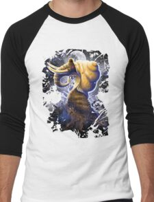 snailphant Men's Baseball ¾ T-Shirt