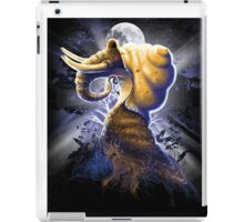 snailphant iPad Case/Skin