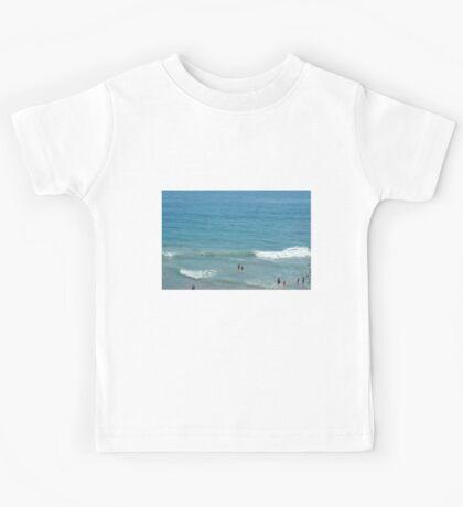 Swami's Beach Encinitas California Kids Tee