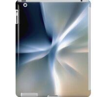 Blue splash pad iPad Case/Skin