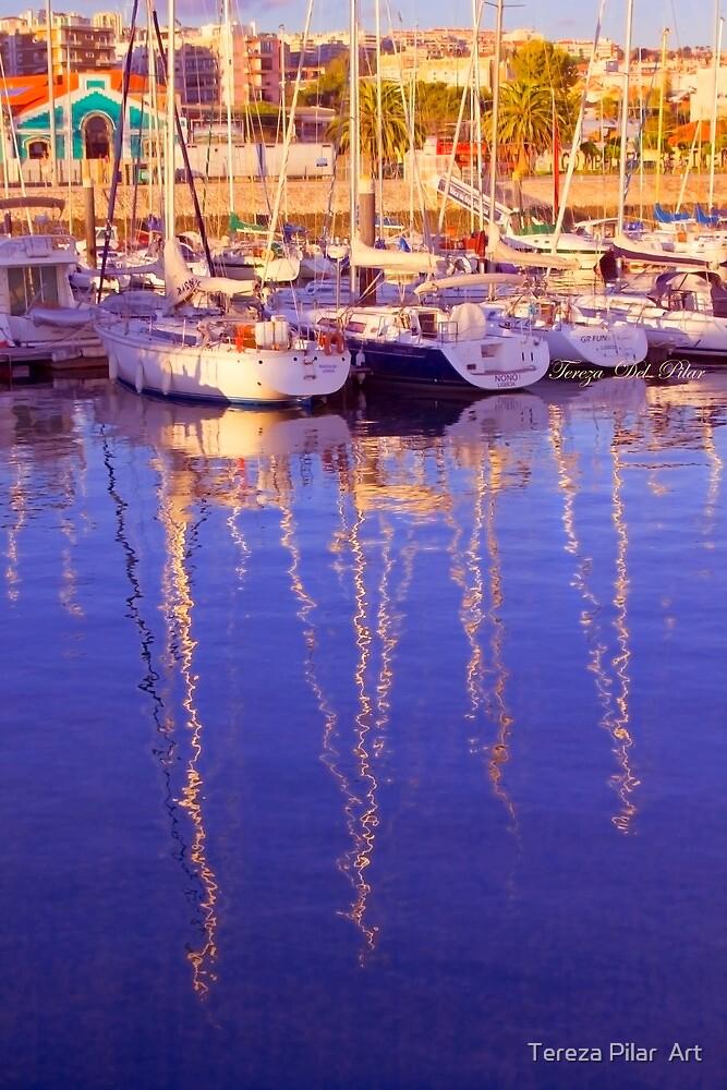 marina de belém by terezadelpilar ~ art & architecture