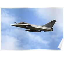 French Navy Dassault Rafale M 28 of 11F Poster
