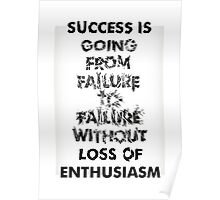 Success is .... Poster