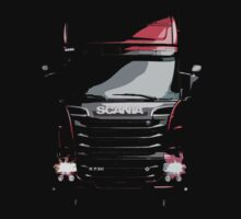 Scania Trucker by hottehue