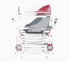 Scania Trucker Baby Tee