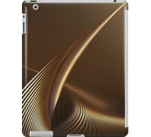 The golden touch iPad Case/Skin