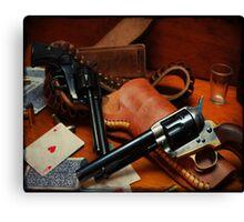 .45 Colt  Canvas Print