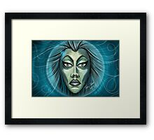 Madame by Topher Adam 2015 Framed Print