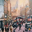 Fleet Street by Raymond Gilronan