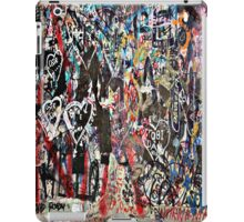 Love background iPad Case/Skin