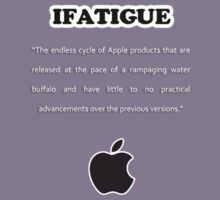 Ifatigue - Apple fail by mumblebug