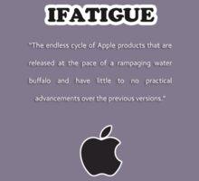 Ifatigue - Apple fail by mumblebug
