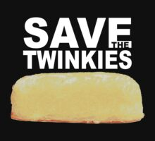 Save The Twinkies by Blackwing