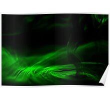 Fluorescein Poster
