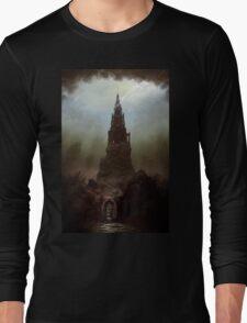 Frankenstein's Castle Long Sleeve T-Shirt