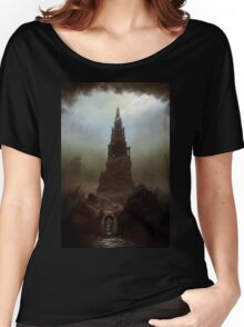 Frankenstein's Castle Women's Relaxed Fit T-Shirt