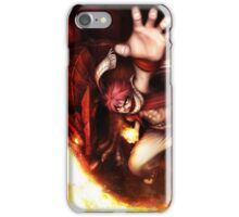 Fairy Tail-Natsu and Igneel-Full Graphic Shirt iPhone Case/Skin