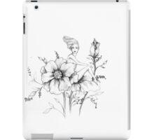 Fhlúir Fae iPad Case/Skin