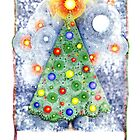 Oh Christmas Tree! by Helena Wilsen - Saunders