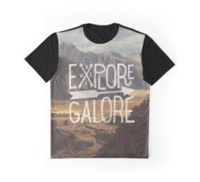 Explore Galore Graphic T-Shirt