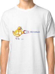 Chick Magnet Shirt (Drawn) Classic T-Shirt
