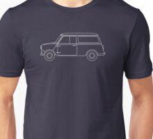 Mini Window Van Blueprint Unisex T-Shirt