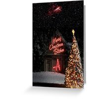 Merry Christmas Bitches -A Greeting Card
