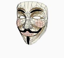 V for Vendetta Mask Unisex T-Shirt