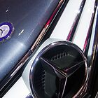Mercedes-Benz E 250 Turbo Coup Front Logo [ Print &amp; iPad / iPod / iPhone Case ] by Mauricio Santana