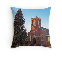 East Nidaros - Fall Throw Pillow