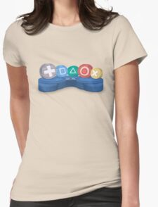 video games / jeux video Womens Fitted T-Shirt
