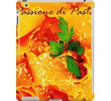 Passione di Pasta iPad Case/Skin
