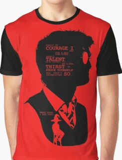 Harry Potter Silhouette Quotes Graphic T-Shirt