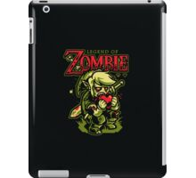 Legend of Zombie - IPAD CASE iPad Case/Skin