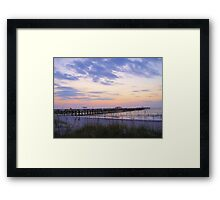 My Peace In The World Framed Print