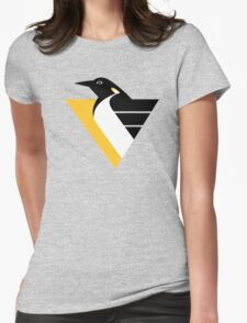 Penguin Pittsburgh Sport Womens Fitted T-Shirt