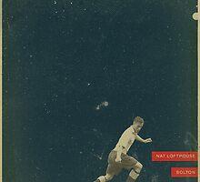 Nat Lofthouse - Bolton Wanderers by homework