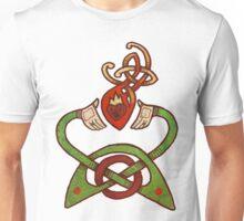 Claddagh Design Unisex T-Shirt