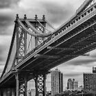 Manhattan Bridge by Brad Walsh