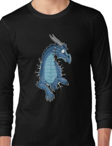 STUCK - Blue Dragon Long Sleeve T-Shirt